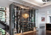Wine Racks and Wine Cellars