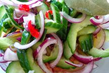 komkommer in zuur