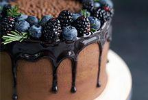 Dekoracje ciast