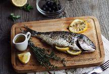 Food { Fish }