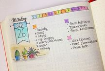 Community Board - I'm a Bullet Journalist / Pin your favourite bullet journal inspiration here! You can also invite friends to join and pin here!