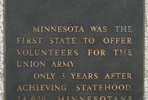 Minnesota - Civil War / by Mark Hinton