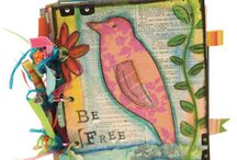 Art Journalling / by Trish Sciacca