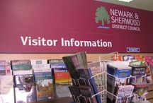Rufford Tourist Information Centre / Situated in the grounds of Rufford Abbey, our tourist information centre is open throughout the year 10.30am-4.30pm. Our helpful and friendly staff have all the information you need when visiting Sherwood Forest, Rufford Abbey and surrounding areas.