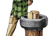 Taiat lemne