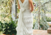 Wedding Dresses / by Kate Kirschner