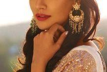 Wedding jewelry - ear rings