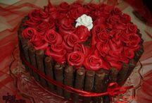 Sevgili- Aşk / Pasta-Kurabiye-Cupcake