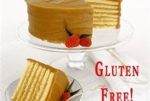 Gluten-Free Baking / by Caroline's Cakes