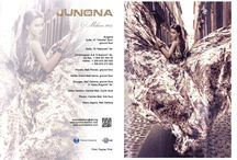 JUNONA - Milano 2014 / Milano - a clash of ancient and modern. With its romance and history it is a source of inspiration for the new collection of JUNONA Fashion House.