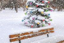pohlednice -vánoce