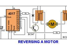 Reverse Motor