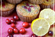 Cleaner healthier eating- muffins
