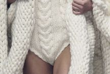 Knit-, crochet- & weave wear