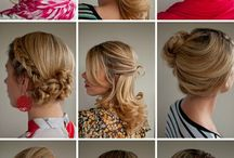 Hair and styles