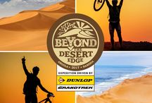Beyond The Desert Edge