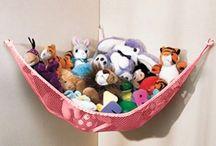 Dolls organizing idea