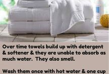 Laundry / Miscellaneous Tips