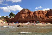 Eivissa / Platges de somnnis, lloc màgic.