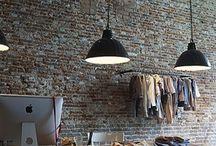 Industrial showrooms