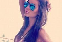 Sunglasses...cuz life is bright! / by Ana DLT