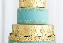 Lizzie's Wedding inspiration / Turquoise and Gold wedding inspiration / by Lisa Safford