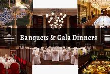 Prestigious Gala Dinners & Banquets