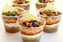 Dip and Appetizer Recipes