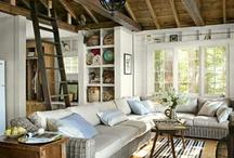 Cottage living / by Nathalie Perreault