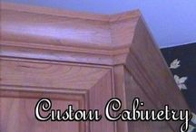 Custom Crafted Cabinetry