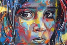 STREET ART- David Walker