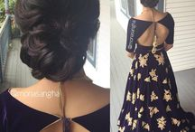 Lehanga blouse