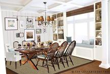 Dining Room Inspiration / by Brandy Bjork