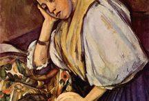 Cezanne or the defiance of sheer being