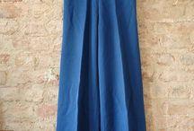 Vintage Kiyafetler / Clothes
