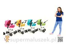 Wózek dla lalek Lena 2w1 / Wózek dla lalek 2w1 - gondola i spacerówka to świetny pomysł na prezent dla dziewczynki!   #wozek #wozekdlalalek #dziecko #mama #spacer #baby #macierzynstwo #prezent #prezentdladziecka #pomyslnaprezent