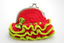 Crochet Handbags, Bags & Baskets