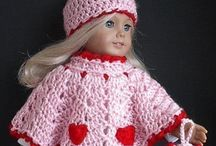 American Girl doll / by Marrietta Johnson