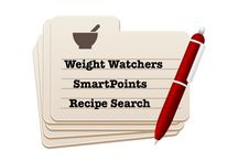 Weightwatchers recipes