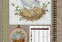 miniature cross stitch designs
