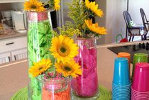 *Table Decorations and Party ideas* / Different events and just for fun..!!!