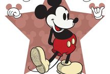 Mickey Mouse / by Guru Donna Kay