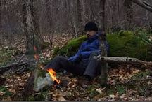 Setting Up A Survival Signal / Learn how to create a survival signal - get a rescuers attention