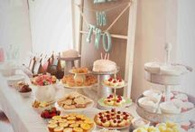 Tea for two!  Hailey's 2nd birthday / by Amanda Jarrell Asbury