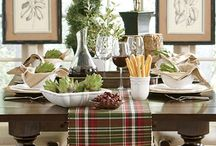 Holidays in the Valley / Christmas, Hanukkah and New Year's home decor, recipes, party ideas and inspiration.
