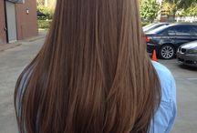model rambut tami