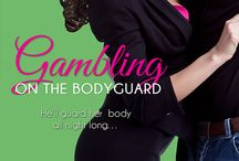 Gambling on the Bodyguard / contemporary romance from Sarah Ballance and Entangled Lovestruck
