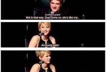 Jenn and josh / NOT joshifer.. They are more like siblings / by Moose Rogers
