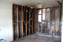 Kitchen & Bathroom in Chino / PROJECT IN PROGRESS Hi-Tech Builders Inc. services all of Orange county, Ventura county, and LA county.  Take a look at this kitchen and bathroom remodel we're working on all the way in Chino Hills. We expand our borders so that you can expand your home. Let us turn your dreams into reality.  Call us NOW to book your FREE estimate 1 (888) 433-7155