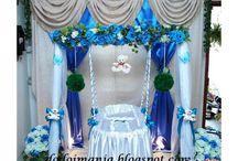 dekor pesta